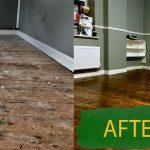 I Need Floor Refinishing Services