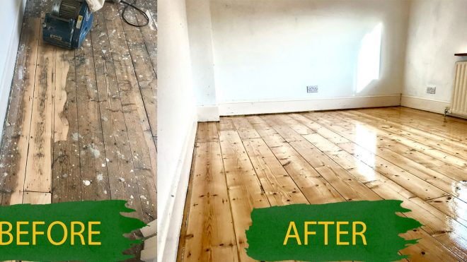 Turn To The Professionals For Your Floor Sanding Needs