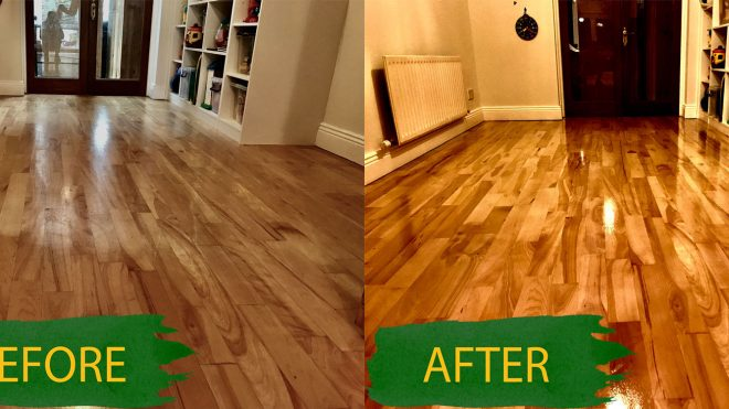 Rejuvenating Your Floor