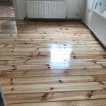 My experience with floor sanding