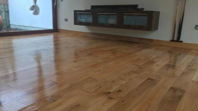 Floor Sanding Ireland