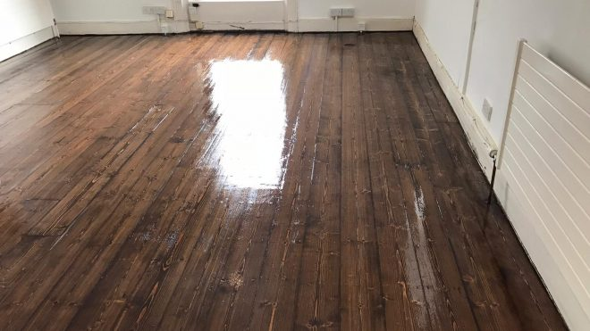 Floor Sanding Citywest