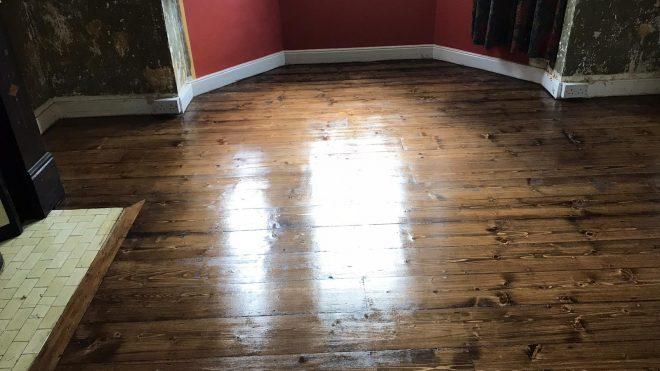 Floor Sanding Dublin 17