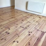 What is floor sanding?