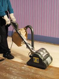 Doing floor refinishing on your own?