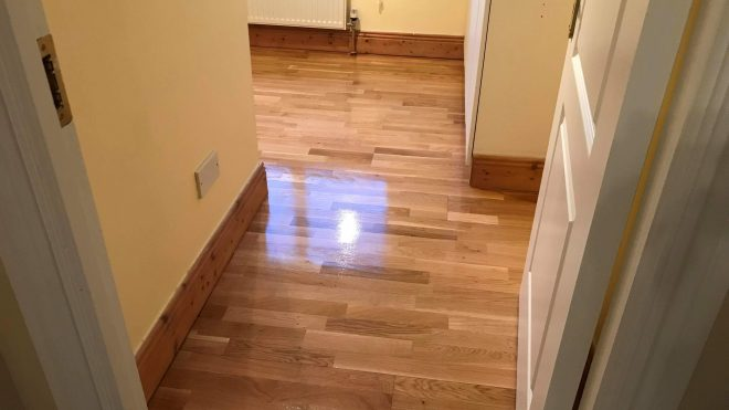 Floor Sanding Newbridge