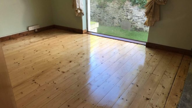 Floor Sanding Mount Merrion