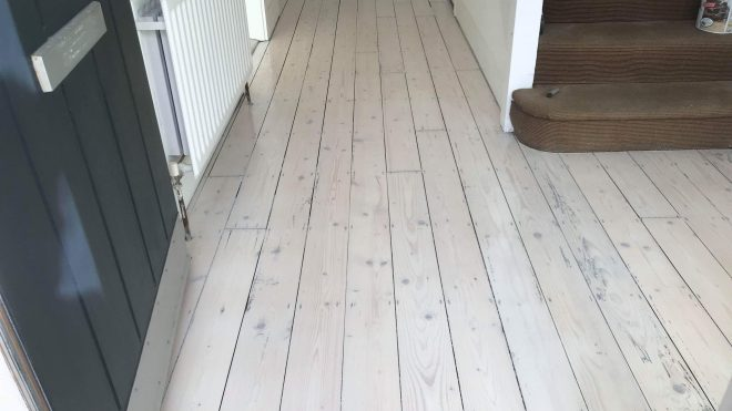 Always go for the floor sanding specialists