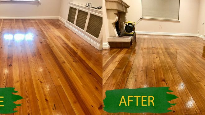 Maintaining Your Engineered Wood Flooring
