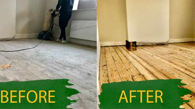 Floor Sanding Wicklow