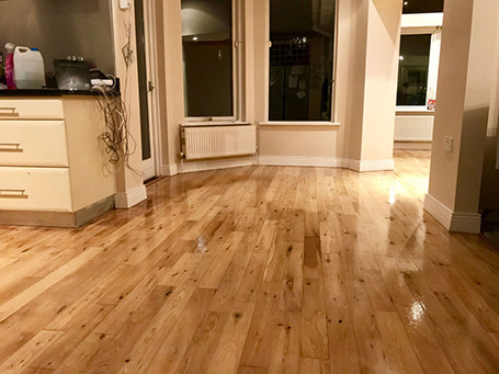 Floor refinishing in Dublin is really cheap