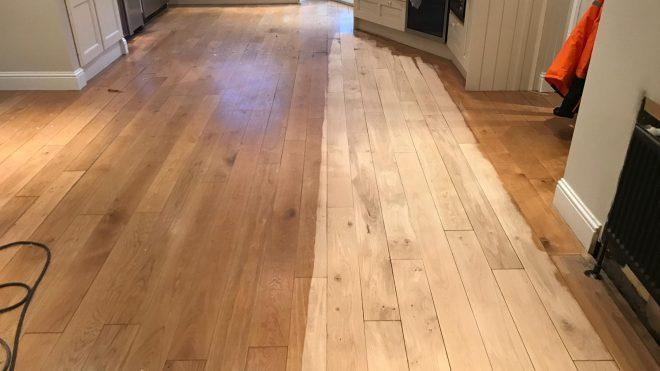 Floor Sanding Dublin - Why is the finish on my floor yellow?