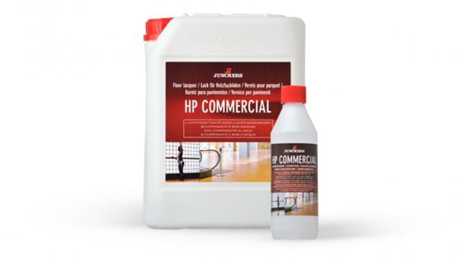 Junckers HP Commercial Floor Lacquer