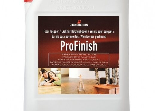 Junckers Profinish Floor Lacquer