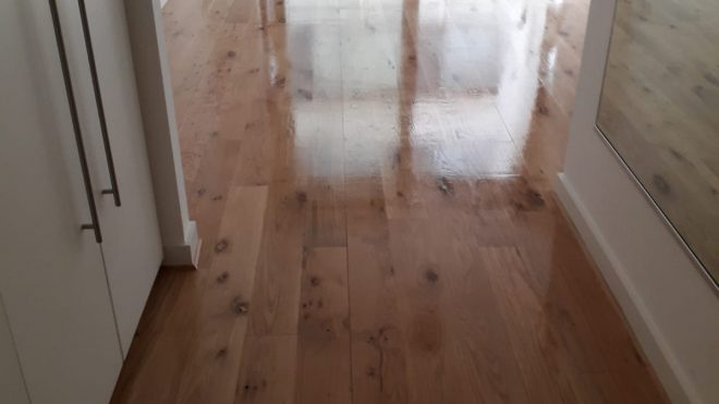 The Impact Of The Grit Sequence During Floor Sanding