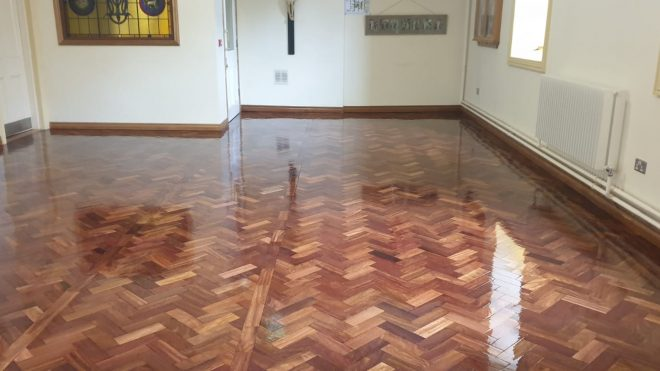 Taking Care Of Your Wood Floor