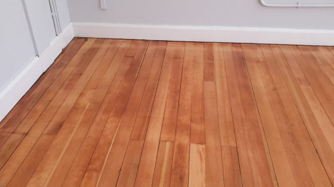 Giving Your Wood Floor A New Lease Of Life