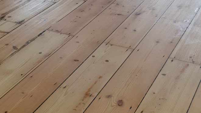 When Your Wood Floor Needs A Fresh Start