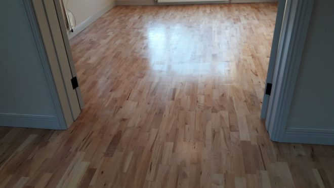 When It's Time To Give Your Wood Floor A Fresh Start