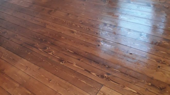 Professional Dustless Floor Sanding Dublin