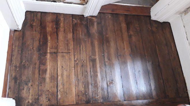 Floor Sanding Dublin 1