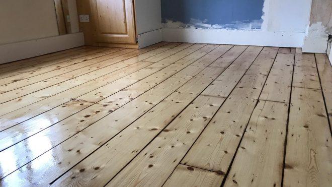 Floor Restoration Done Professionally