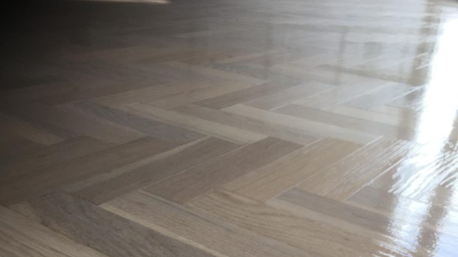 Sanding Lines And The Integrity Of The Floor Finish