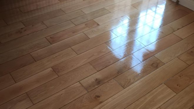 Risks Associated With Wood Floor Sanding