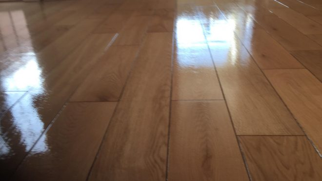 Getting Rid Of The Dents And Scratches On Your Wood Floor