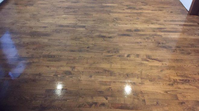 Wood Floor Sanding Is Not A Walk In The Park