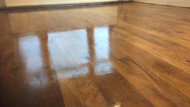 When DIY Sanding Messes Up Your Floor