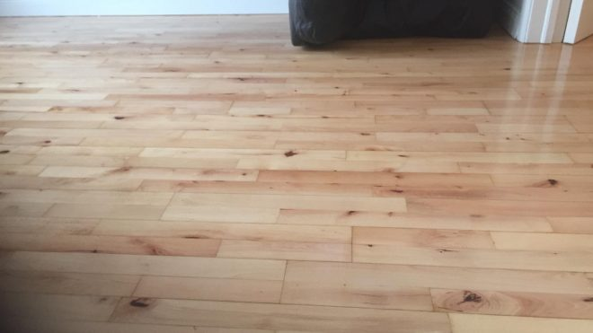 Factors Considered When Sanding And Refinishing Wood Floors