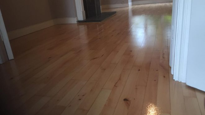 Get Your Floor Refinished By The Pros