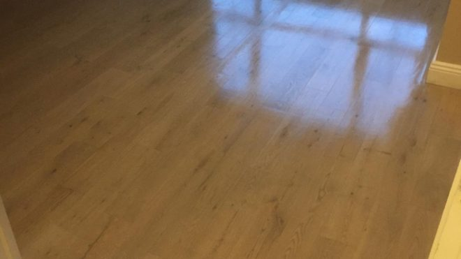 Value Of Floor Sanding And Polishing