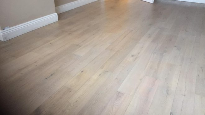 Maintaining Your Oak Wood Floor
