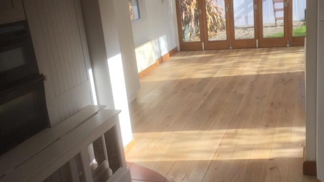 Scratches – The Bane Of Your Wood Floor