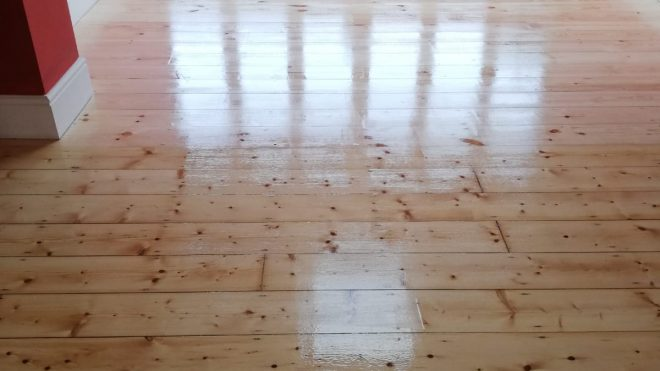Dealing With Buckled Wood Floors