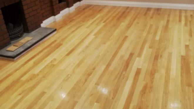 Renewing Your Wood Floor