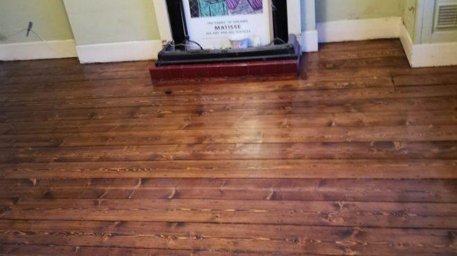 Getting Your Hardwood Floor Refinished
