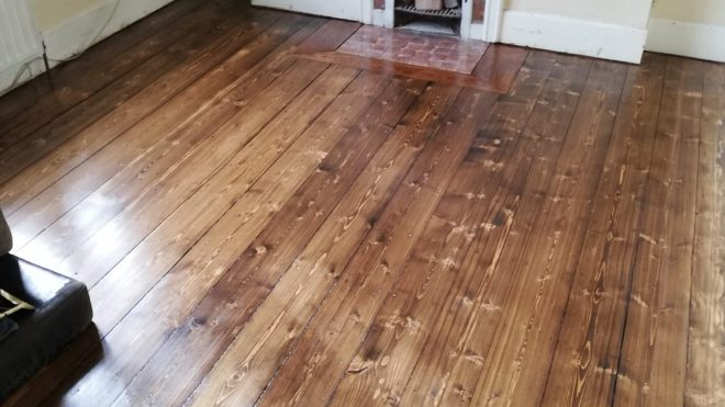 How Ice Melt And Salt Are A Threat To Your Wood Floors
