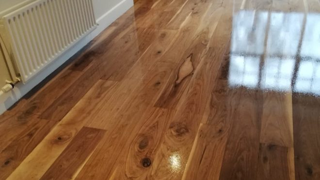 Refinish Your Floor Without Worrying About Dust