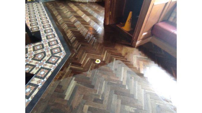 Oiled Floor Maintenance   Maintenance Oil
