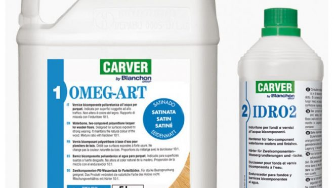 Enhance The Charm Of Your Wood Floor With The Carver Omeg-Art Floor Lacquer